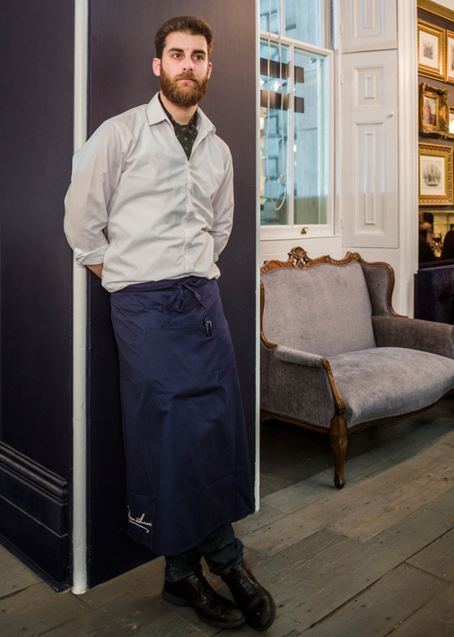 field-grey-uniform-cravat-shirt-apron-staff-pennethornes-somersethouse-compassgroup