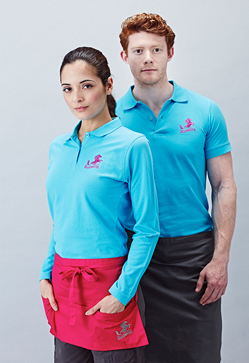field-grey-female-male-polo-embroidery-maintenance-bluewater-23red