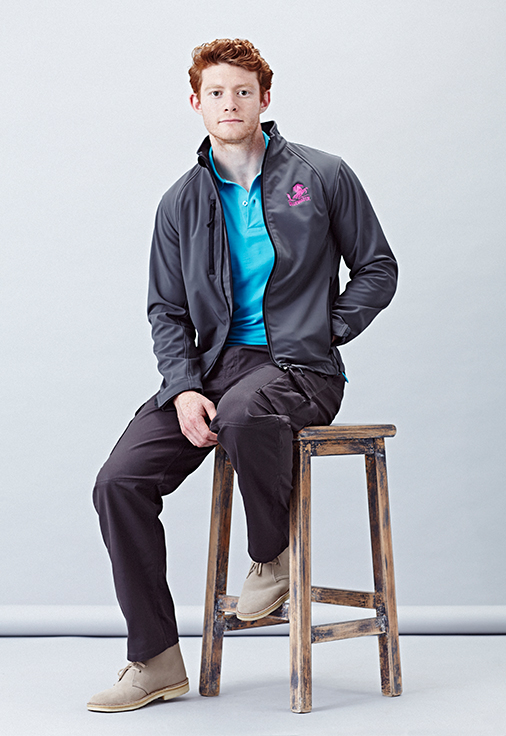 field-grey-male-softshell-embroidery-maintenance-uniform-bluewater-23red