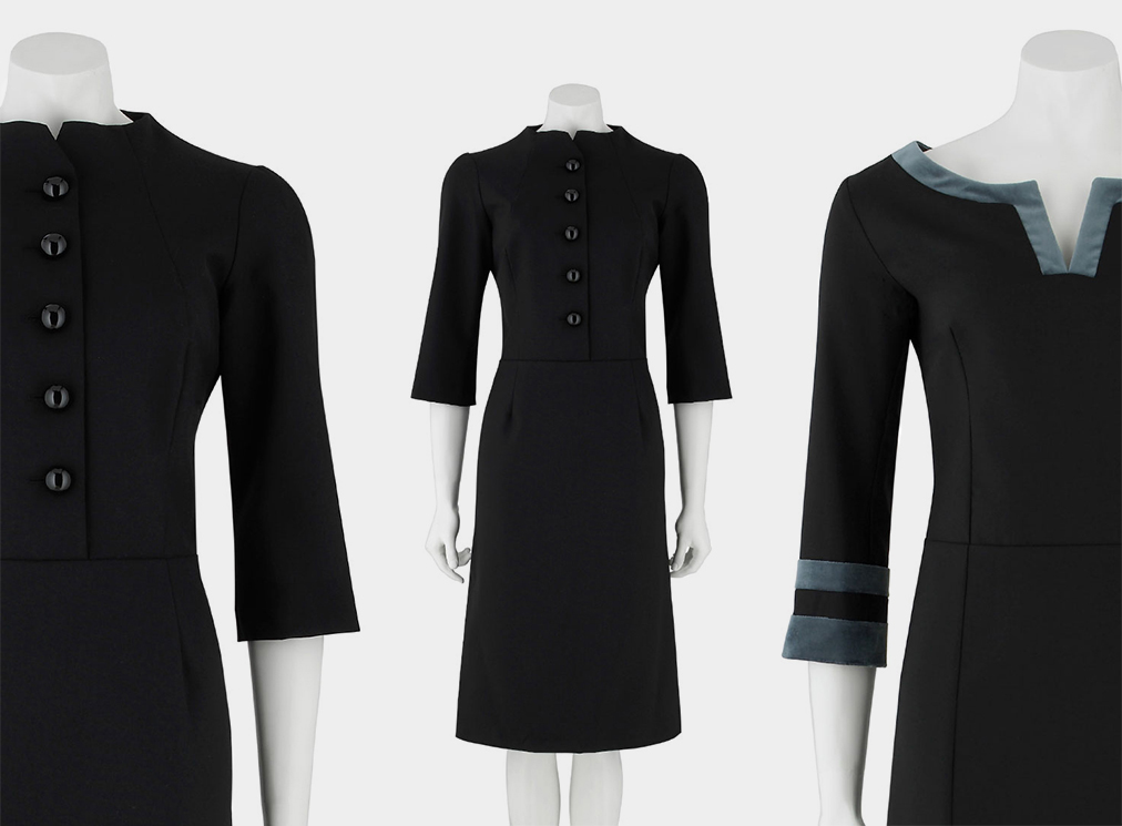 female-uniform-management-dress-lutyens-prescottandconran