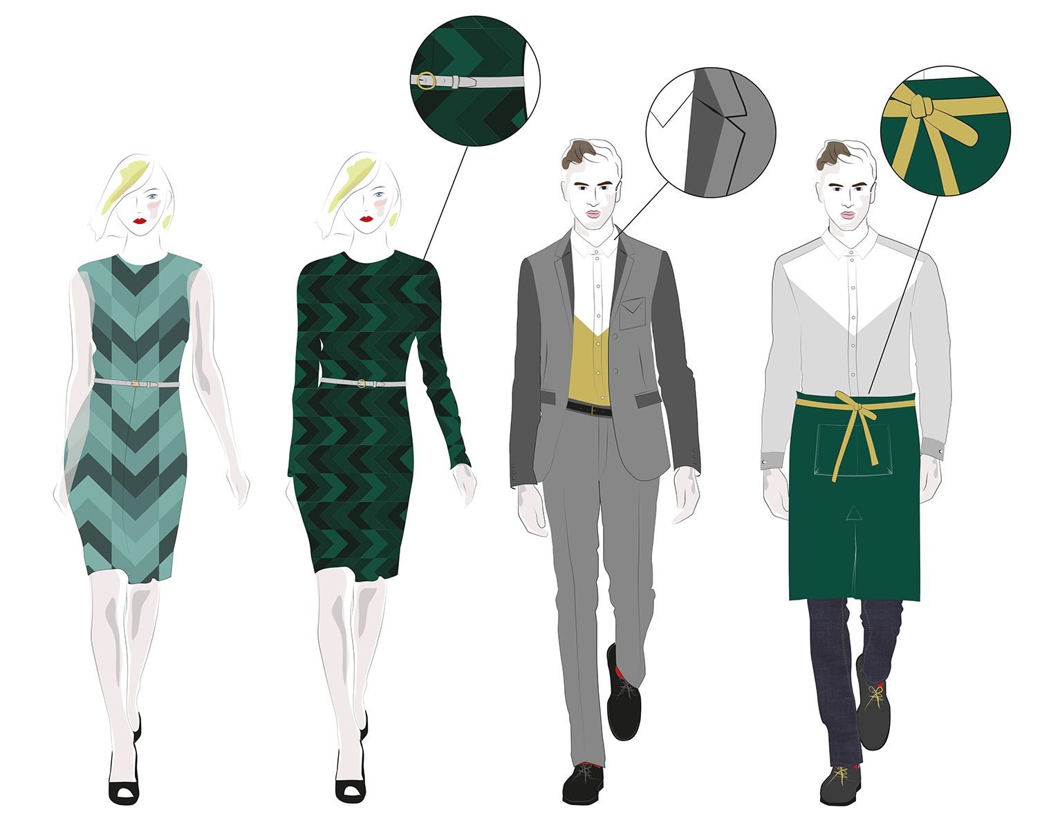 field-grey-illustration-bespoke-collection-menswear-womenswear-uniform-hotelfootball