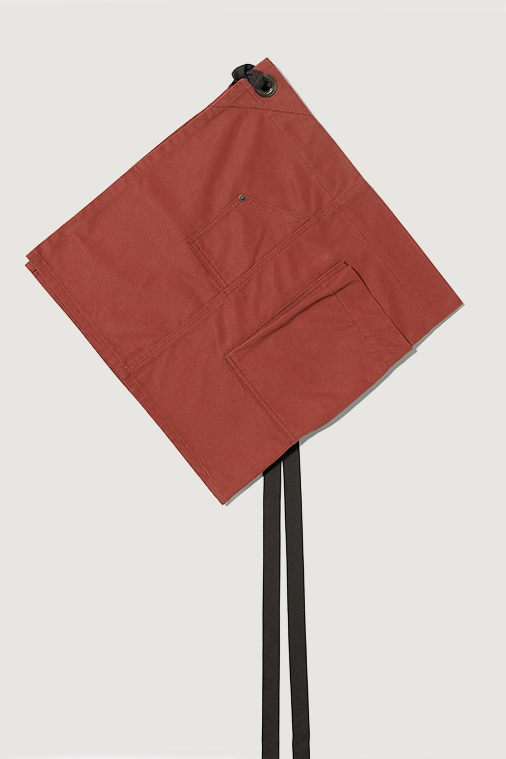 Field Grey Uniform Design Camino Apron