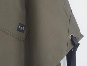 field-grey-bespoke-unisex-cotton-utility-waist-apron-candbbars-corneyandbarrow