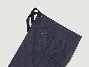 London Pubs Field Grey Uniform Design Apron