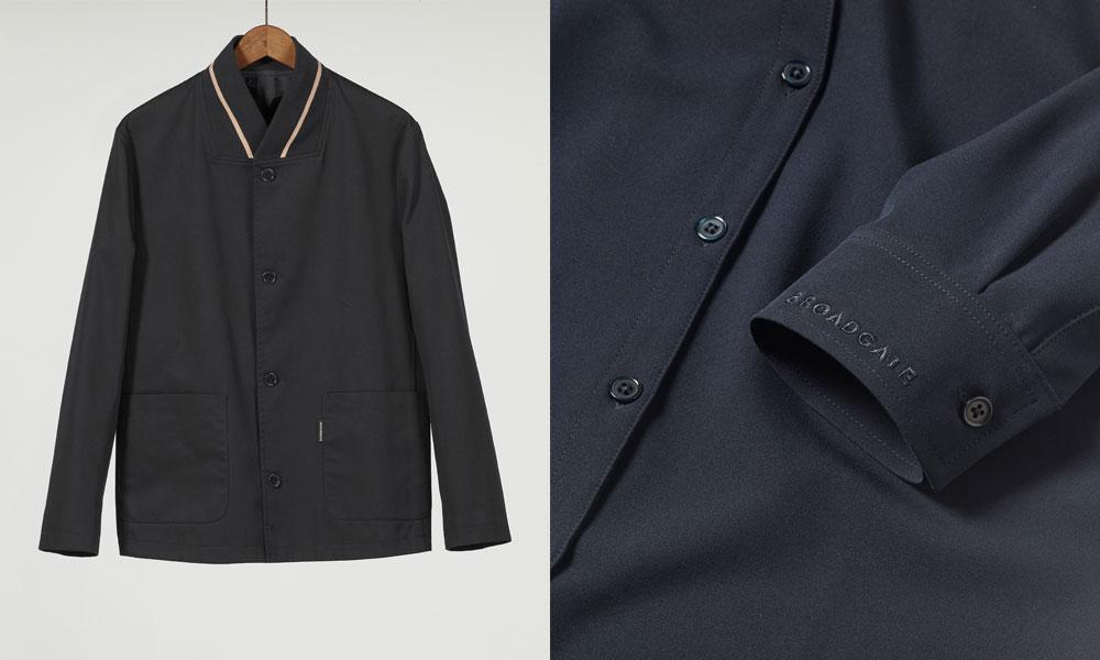 Broadgate London Uniform Design Field Grey